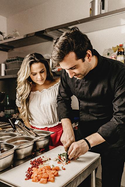 Restaurante chefs