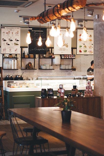 Restaurante interior emiweb